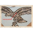 PRE-AGED LUFT GERMAN DECAL, pattern 'whith junction'