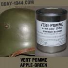 vert pomme casque allemand