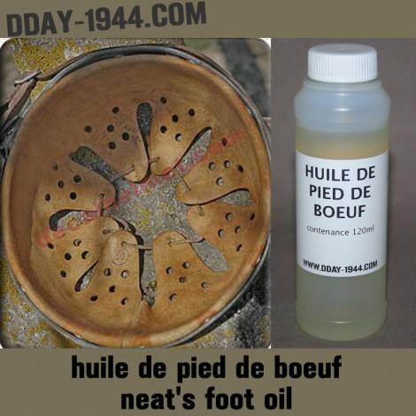neat's foot oil