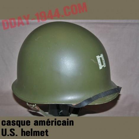 U.S. helmet captain 2 ranger officer