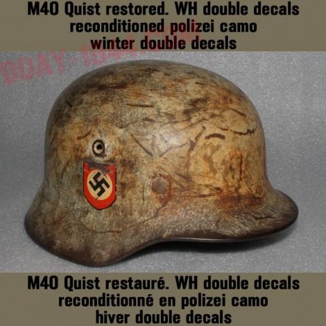 restored M40 Quist