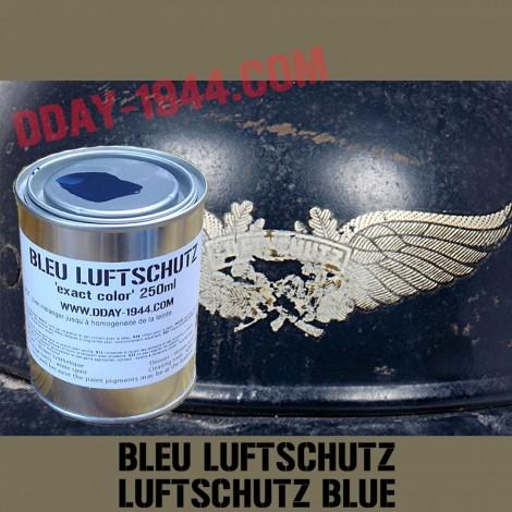 blue luftschutz