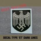 decal WH ET traits foncés