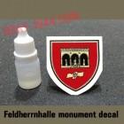 Feldherrnhalle Monument decal