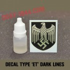 ET decal WH dark lines