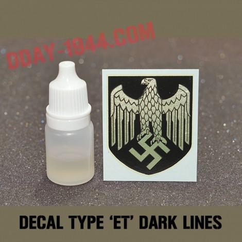 ET decal WH dark lines