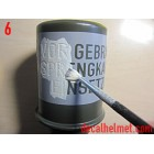STENCIL FOR MARKING STICK GERMAN GRENADE