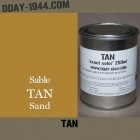 TAN 'exact color'