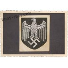 WH german helmet decal, look old
