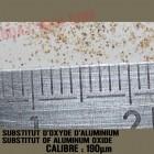 SUBSTITUTE OF ALUMINUM OXIDE