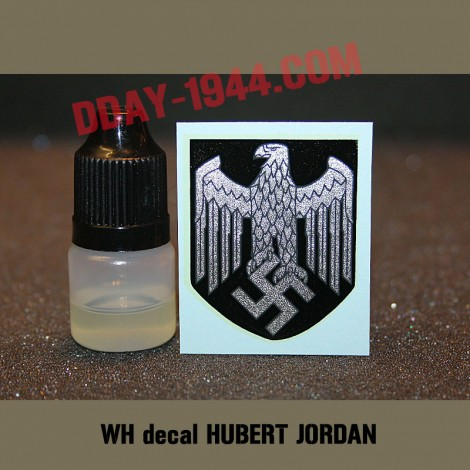 WH decal ET