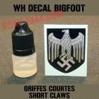 WH decal BIGFOOT