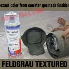 feldgrau 'exact color' TEXTURED