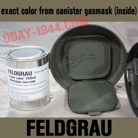 feldgrau casque allemand