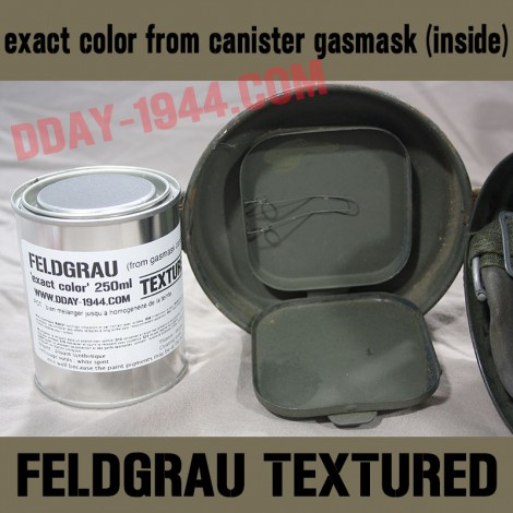 feldgrau 'exact color' textured