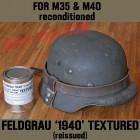 feldgrau '1940' (reissued) textured