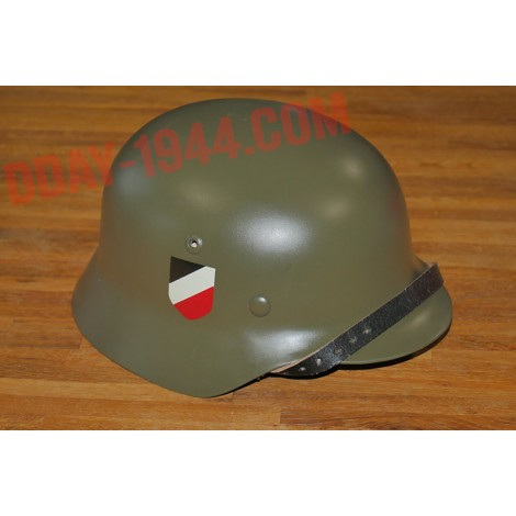 M35 apple green double decal