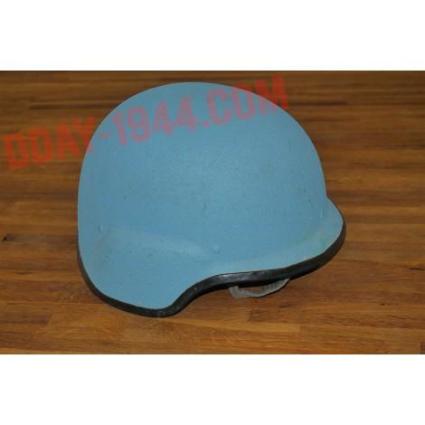 french helmet spectra kevlar 'blue helmet'